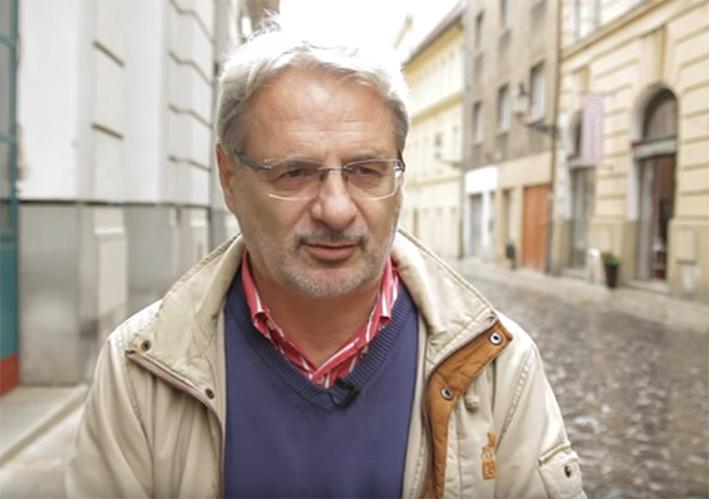 Marián LEŠKO, novinár