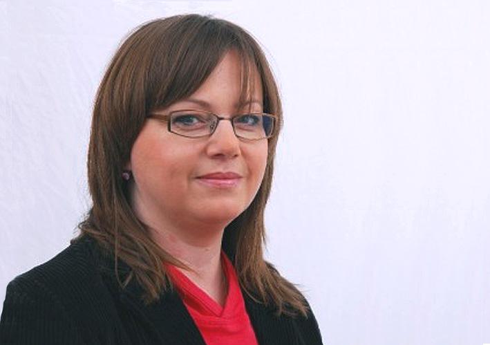 Jana Sarah Kašáková, klientka - účastníčka konferencie