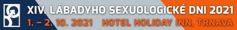 Labádyho sexuologické dni 2021