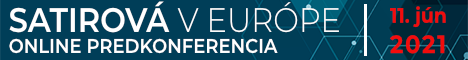 Satirová v Európe online predkonferencia